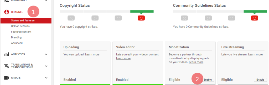 how to monetization video